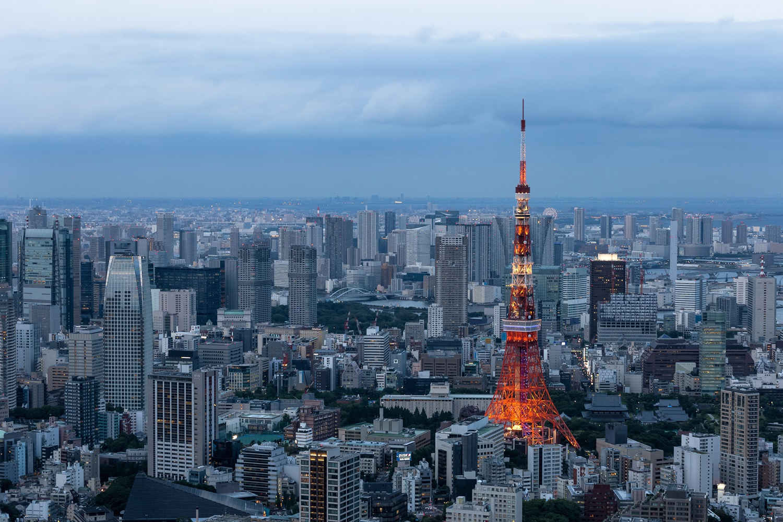 Tokyo tower hero 1500